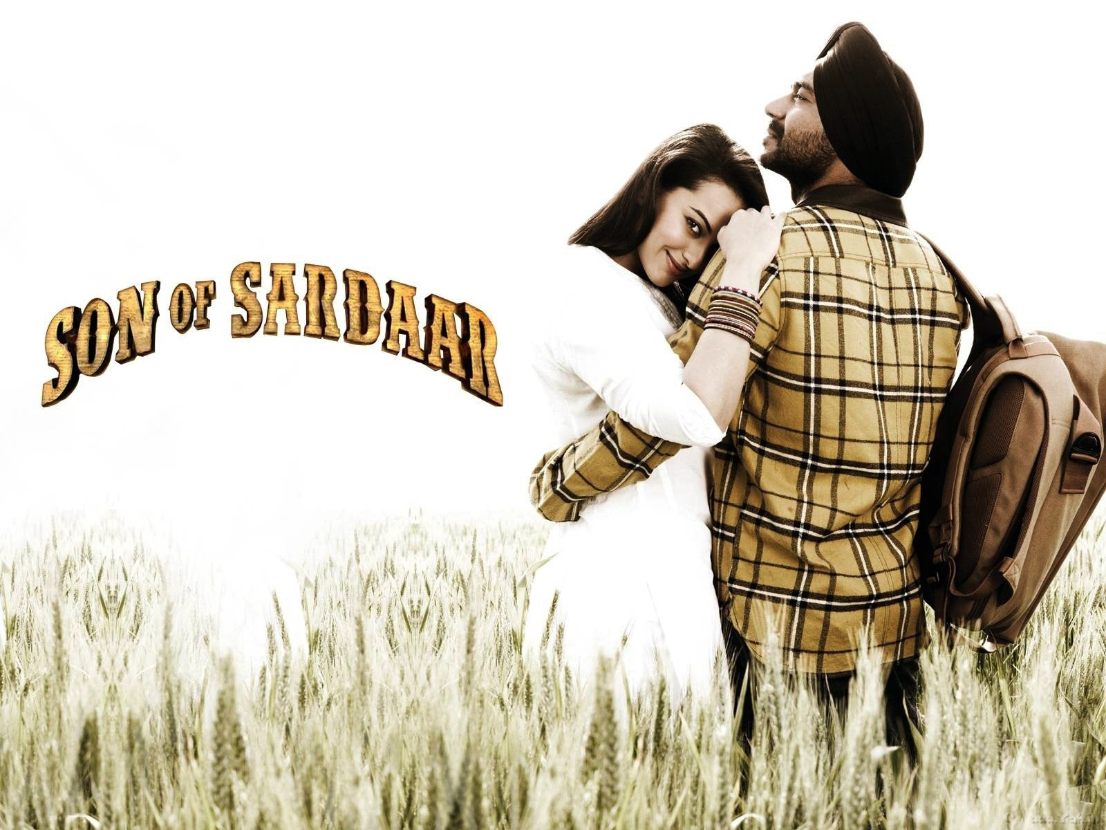 Son Of Sardaar Poster, Stills and Cast and Crew - Image ...