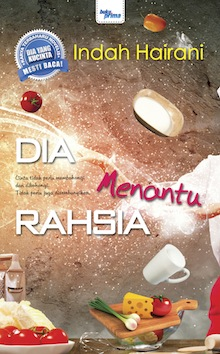 Novel Dia Menantu Rahsia Karya Indah Hairani