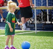 Barefoot Soccer Tournament