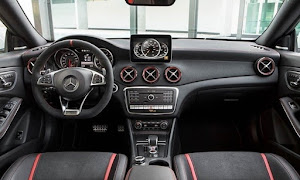 2017 Mercedes AMG CLA45 4MATIC FIRST TEST REVIEW