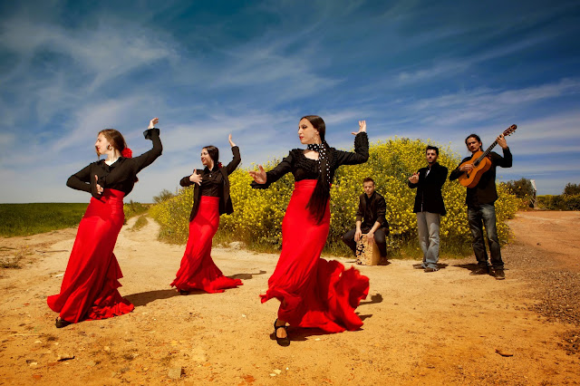 MADRID. Cursillo de verano intensivo Flamenco Oriental en Julio