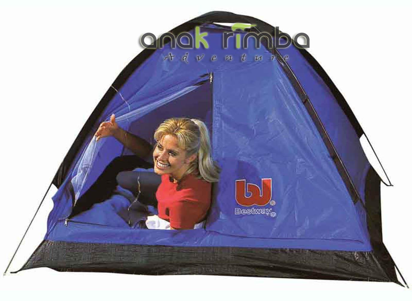 anakrimba_adventure special tent: Tenda Dome Bestway Kap.2
