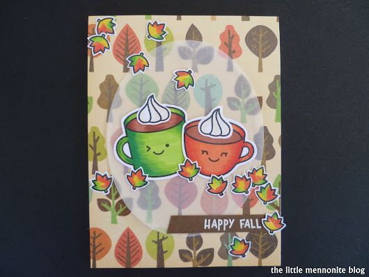 Patterned Paper 3 Ways