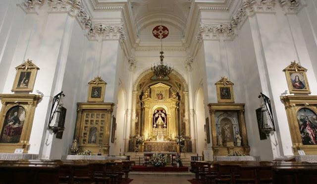iglesia de la caridad en Illescas