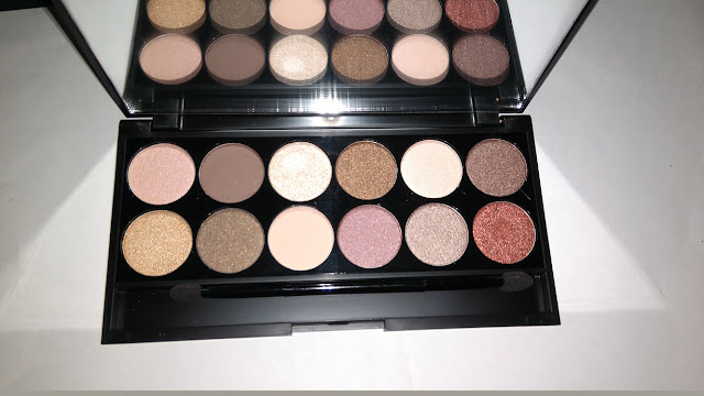 paleta Sleek