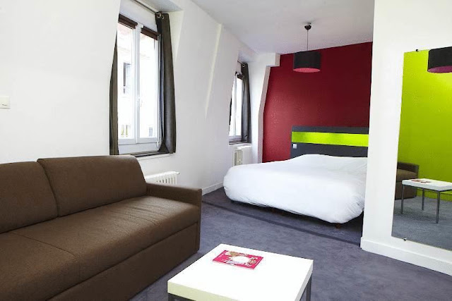 Hotel d'Aglaterre de Versalhes