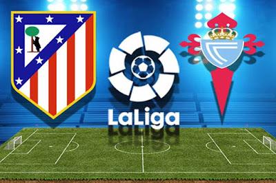 بث مباشر مشاهدة مباراة أتلتيكو مدريد وسيلتا فيجو اليوم
