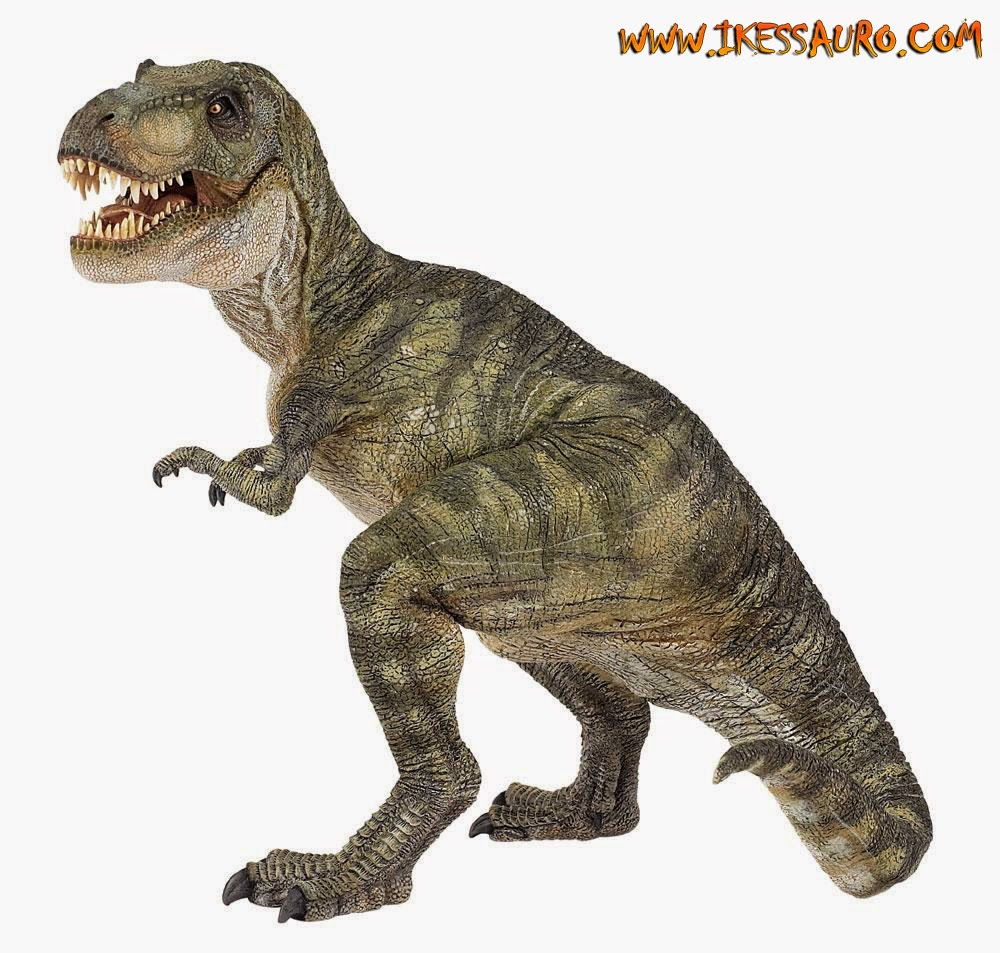 Green Papo Tyrannosaurus rex