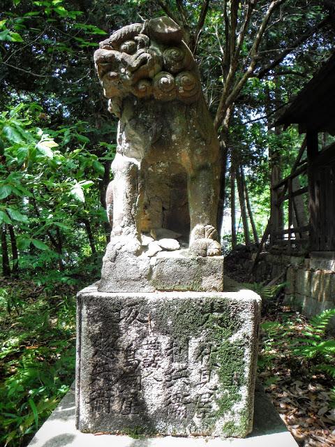 狛犬(吽型)