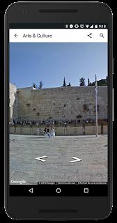 Vista ciudad vieja de Jerusalén