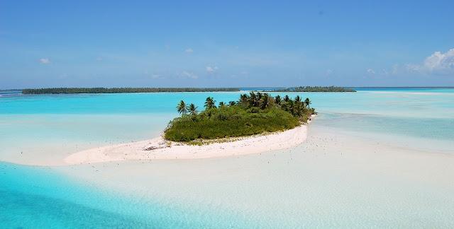 Pulau Tetiaroa, pulau Polinesia