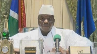 Gambia: Yahya Jammeh