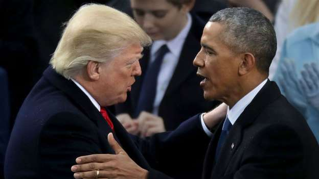 Report: Obama was furious after Trump accused him of wiretapping
