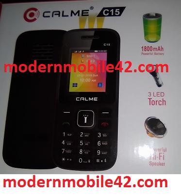 calme c15 flash file  download