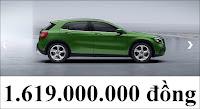 Giá xe Mercedes GLA 200