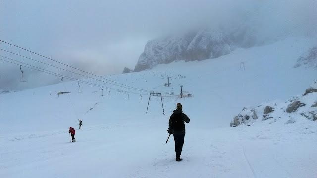 Ramsau Dachstein jäätikkö
