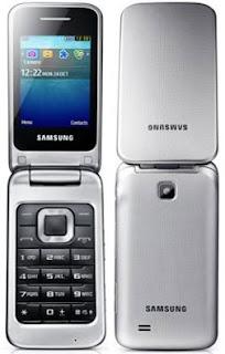 Cara Mudah Flash Samsung GT-C3520i Tested 100% Sukses