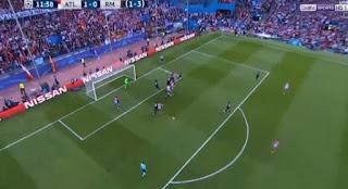بالفيديو : ريال مدريد بقتل صحوة اتليتكو مدريد ويصعد الى نهائى دورى الابطال للعام الثانى على التوالى