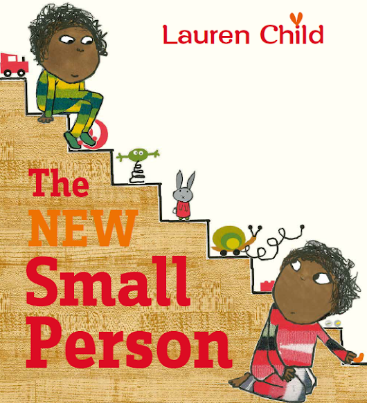 Review: The New Small Person by Lauren Child