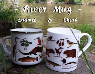 River Mug by Alice Draws The Line