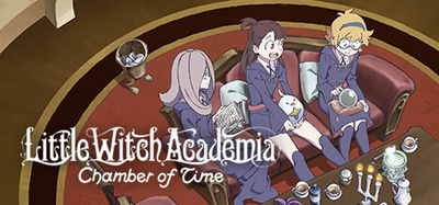 Little Witch Academia Chamber of Time-SKIDROW
