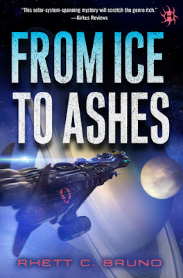 Review: From Ice to Ashes by Rhett C. Bruno