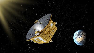 Missione compiuta per LISA Pathfinder