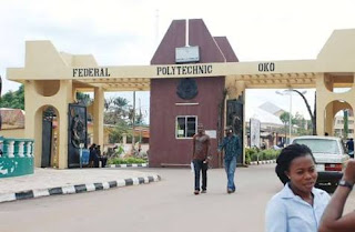 Fed Poly Oko Admission Screening Registration 2016/2017 Has Commenced