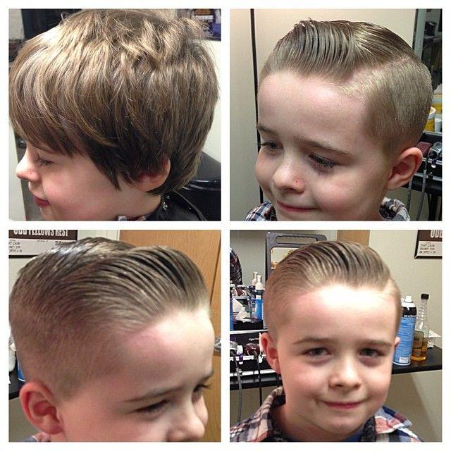 Tren Model Rambut Anak Laki-laki Yang Paling Populer