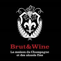 Brut & Wine - logo