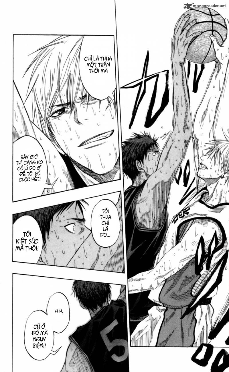 Kuroko No Basket chap 072 trang 15
