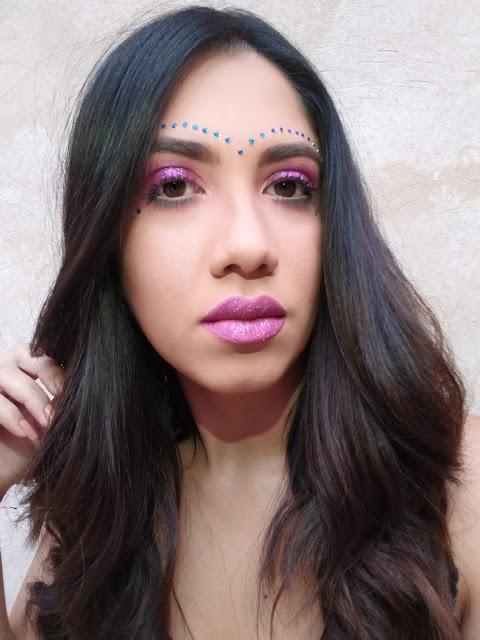 M3T - Maquiagem para Carnaval