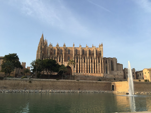 Catedral de Mallorca, Palma de Mallorca.