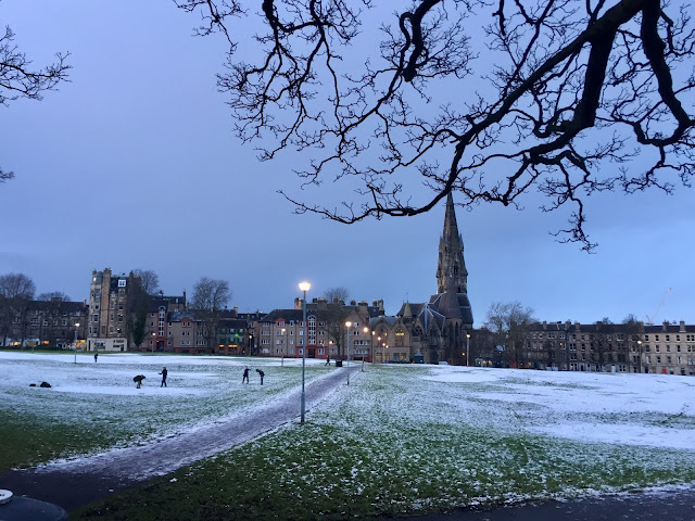 Bruntsfield Links, Edinburgh, Scotland