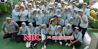 Lowongan Kerja PT. NBC INDONESIA Terbaru