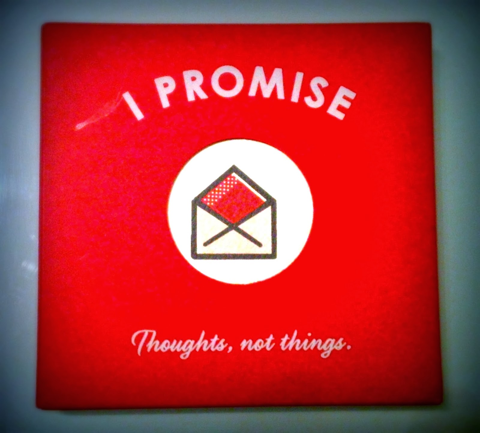 I Promise Cards, St Valentines Gifts, Valentine's Day, Presents for Women, Unusual Wedding Proposals