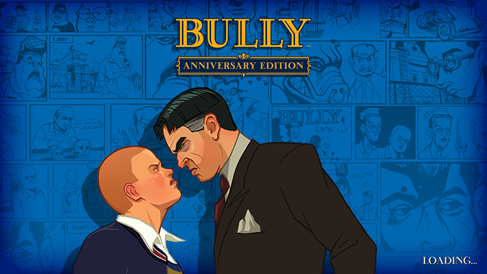 Android Game: BULLY: Anniversary Edition