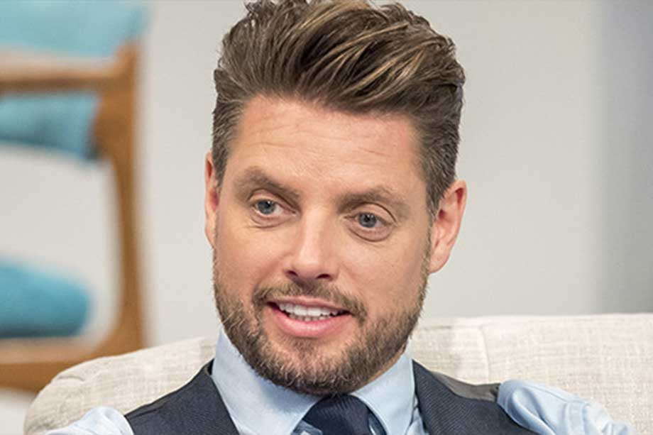 'If I Ruled the World', former boyzone singer Keith Duffy