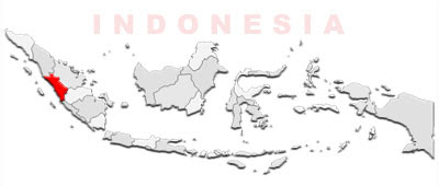 image: West Sumatera Map Location