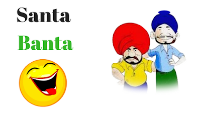 SANTA BANTA JOKES In Hindi | Chutkule