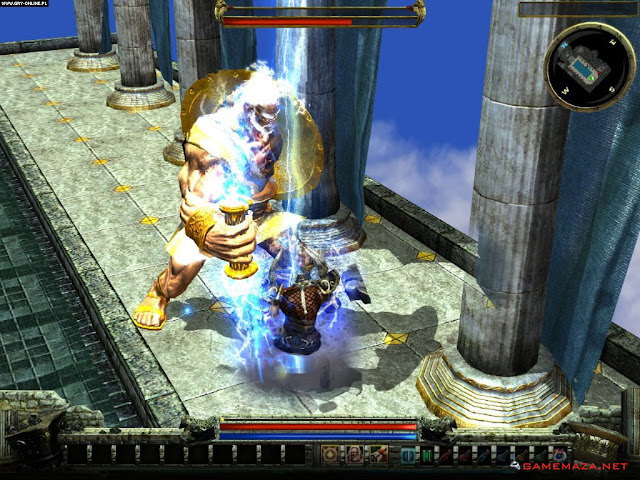 LOKI Heroes of Mythology Gameplay Screenshot 4