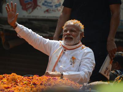 Modi-magic