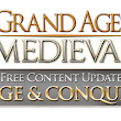 Grand Ages: Medieval content update 'Siege & Conquest' is now available!