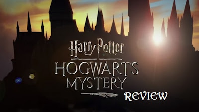 Harry Potter: Hoghwarts Mystery Review