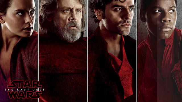 IMDB بالعربي مشاهدة مباشرة لأخر فيلم من سلسة حرب النجوم  Star Wars: The Last Jedi