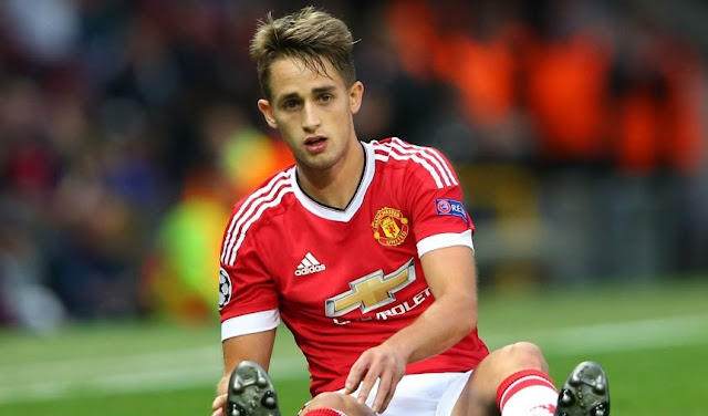 Adnan Januzaj toward Italy, Rome wants him