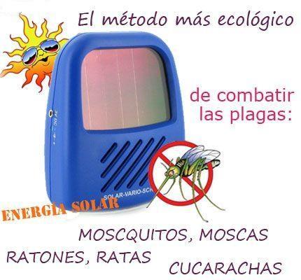 Enroque de ciencia son eficaces los aparatos de ultrasonidos para ahuyentar a los mosquitos - Como ahuyentar mosquitos ...