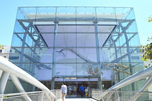 The Natural History Museum of LA