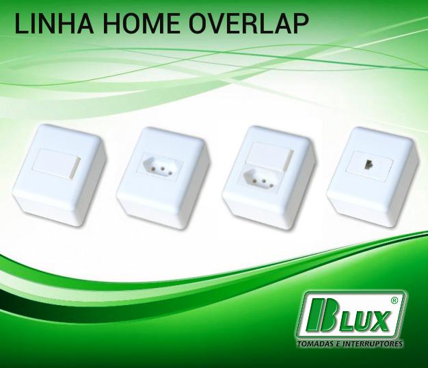 Tomada e interruptores ideais para usar com canaletas