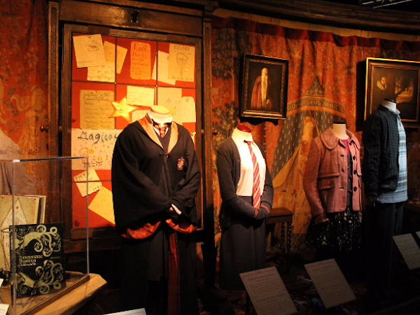 Los detalles de Harry Potter The Exibition